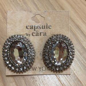 Crystal earrings !! New !!
